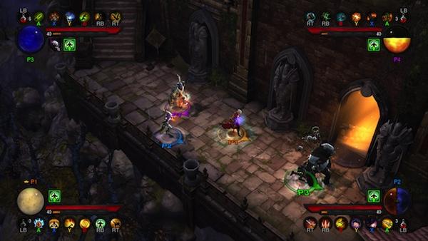 Diablo III Xbox 360 Review 4