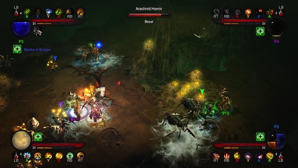 Diablo III Xbox 360 Review 5