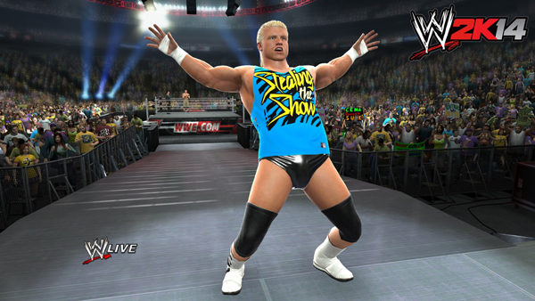 WWE 2K 14 PS3 review 4