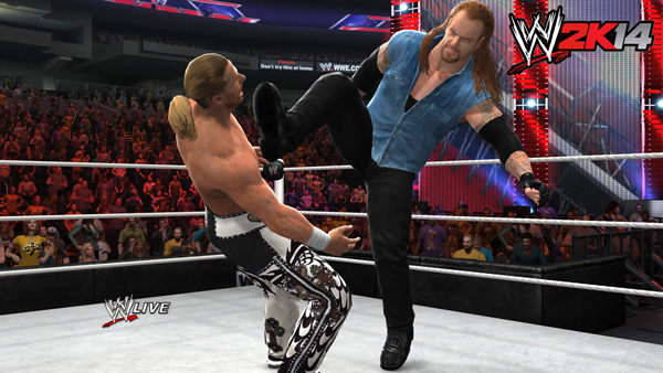 WWE 2K 14 PS3 review 5