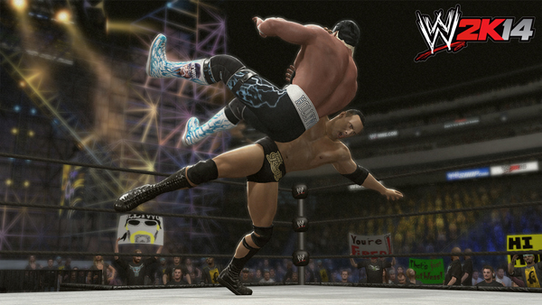 WWE 2K 14 PS3 review 6