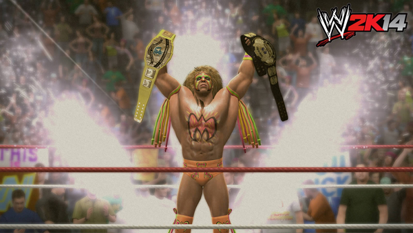 WWE 2K 14 PS3 review 7