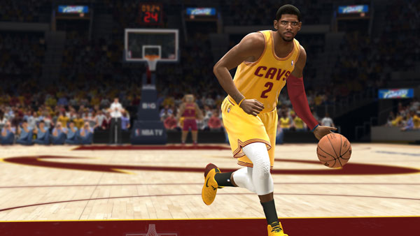 NBA Live 14 PS4 Review