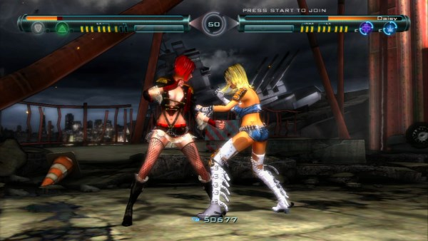 Girl Fight PS3 Review
