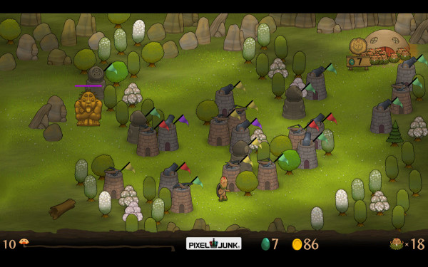 PixelJunk Monsters Ultimate PC 001