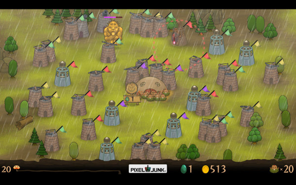 PixelJunk Monsters Ultimate PC 003