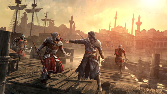 Assassin Creed Revelations Screenshot