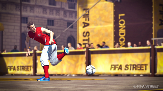 FIFA Street Screenshot