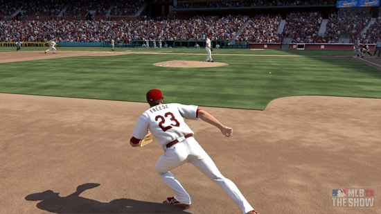 MLB 12 The Show Screenshot