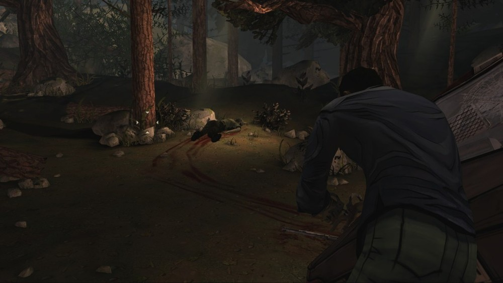 Walking Dead PC Screenshot 2