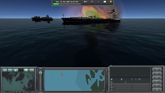 Naval War Artic Circle PC Screenshot