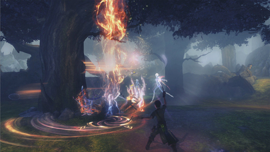 Sorcery PS3 Screenshot