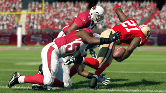 Madden NFL 13 Screenshot