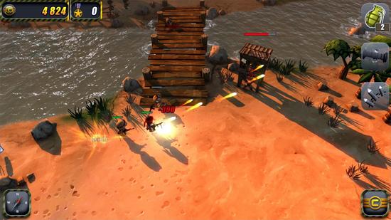 Tiny Troopers PC Screenshot