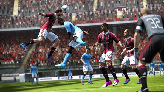 FIFA Soccer 13 360 Screenshot