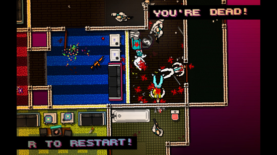 Hotline Miami PC Screenshot