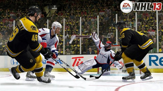 NHL 13 Xbox 360 Screenshot