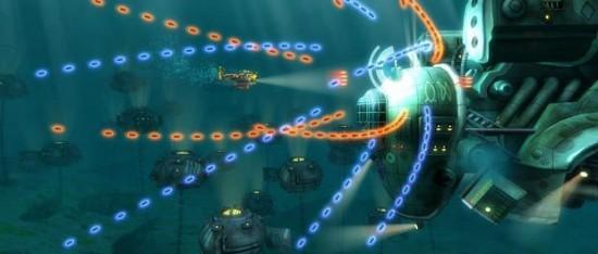 Underwater planes