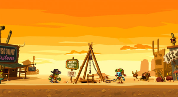 steamworld review 2