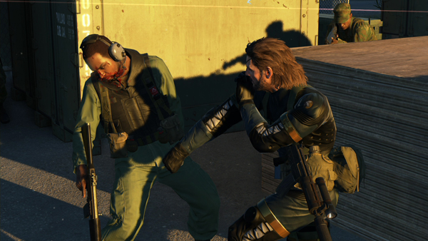 Metal Gear Solid 5 GZ ps3 review 3