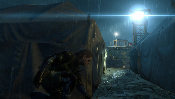 Metal Gear Solid 5 GZ ps3 review 5