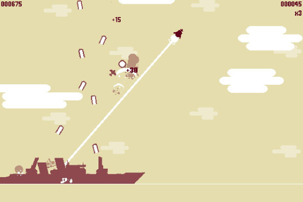 Luftrausers PS3 002