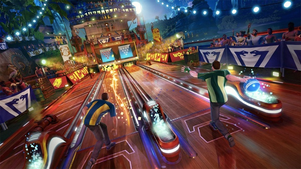 Kinect Sports Rivals Bowling