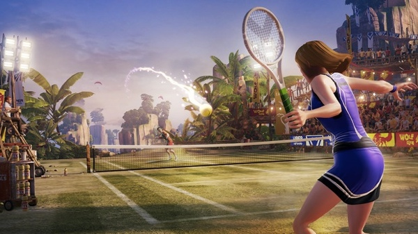 Kinect Sports Rivals Tennis