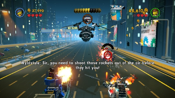 The LEGO Movie Videogame — DarkStation
