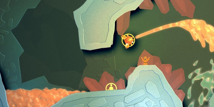 PixelJunk Shooter Ultimate PS4 Review 7