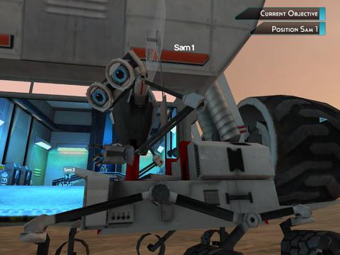 Starlite Astronaut Rescue