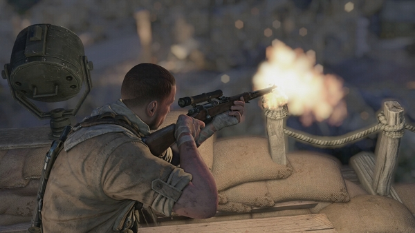 Sniper Elite III Xbox One Review