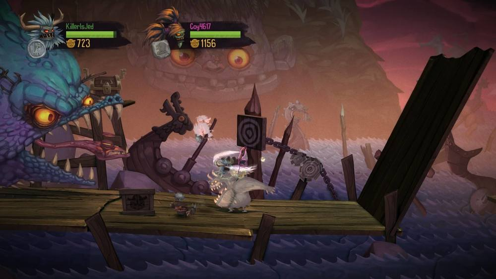 ZombieVikings_PS4__DarkSation_Review_2