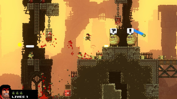 Broforce Review 1