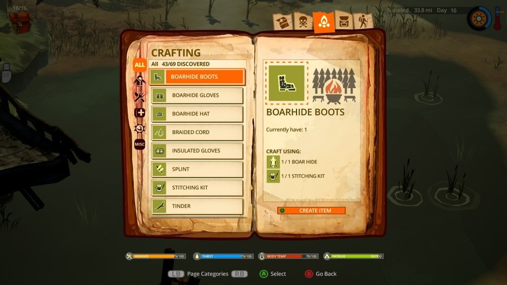 The-Flame-in-the-Flood-review-Crafting