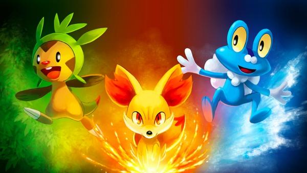 Pokemon X & Y Logo