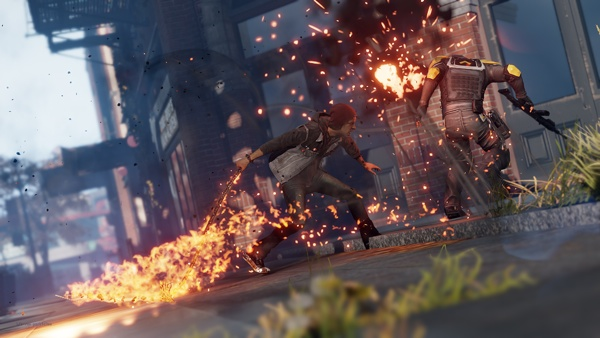inFAMOUS Second Son Preview