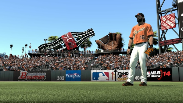 MLB 14 The Show PS4