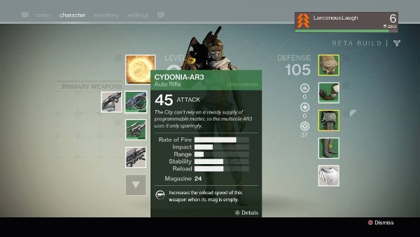 Destiny Beta Preview PS4 004