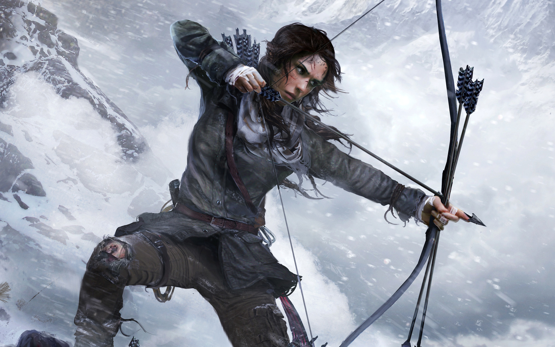 Rise Of The Tomb Raider Darkstation
