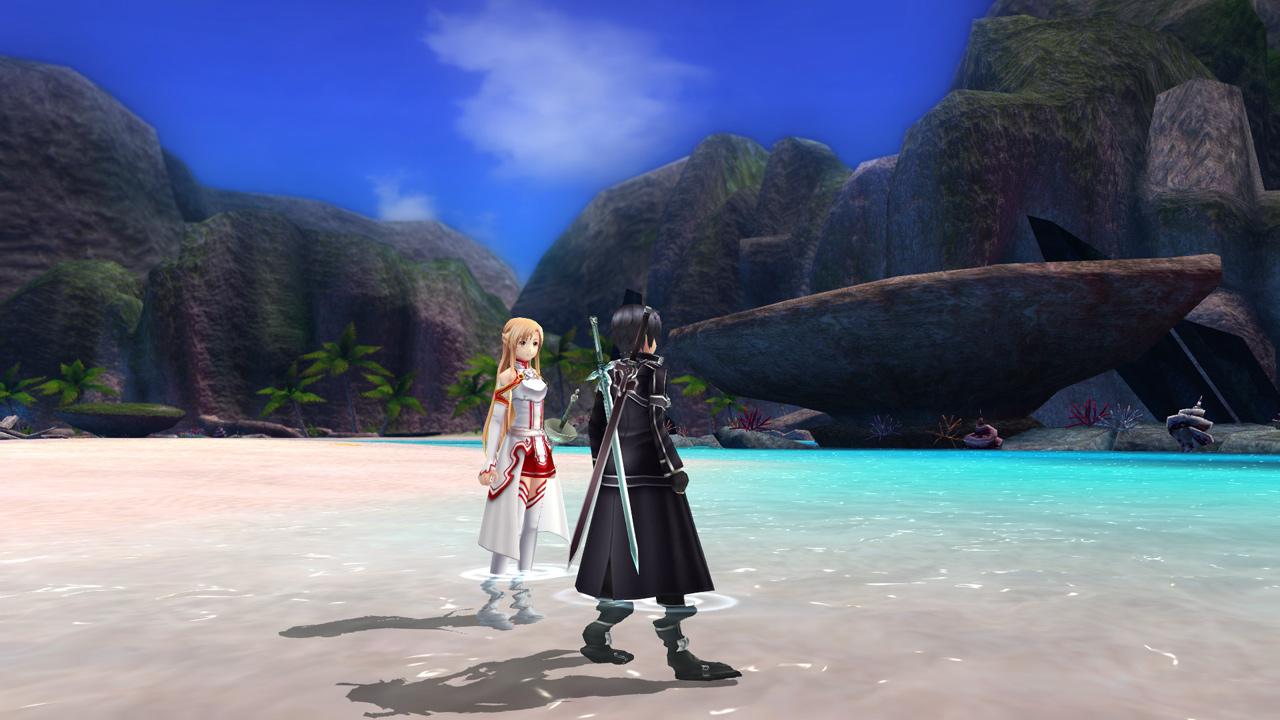 Sword Art Online Re: Hollow Fragment — DarkStation