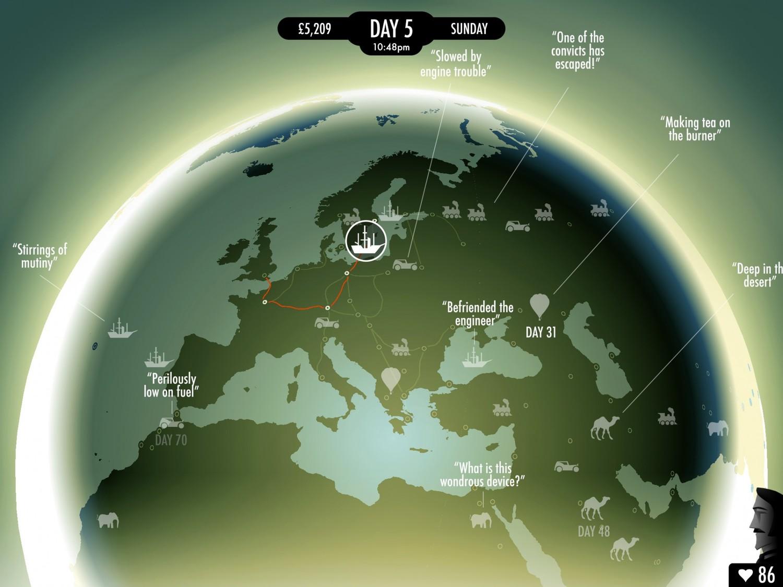 80 Days — DarkStation
