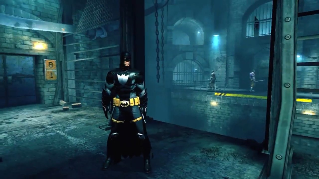 Batman Arkham Origins Blackgate - Deluxe Edition : batman arkham origins blackgate costumes  - Germanpascual.Com
