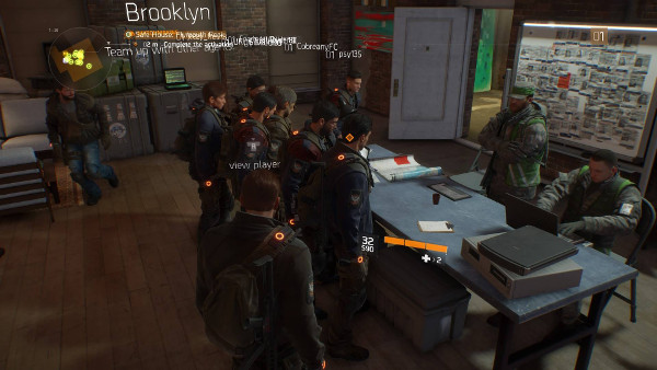 The Division PS4 002