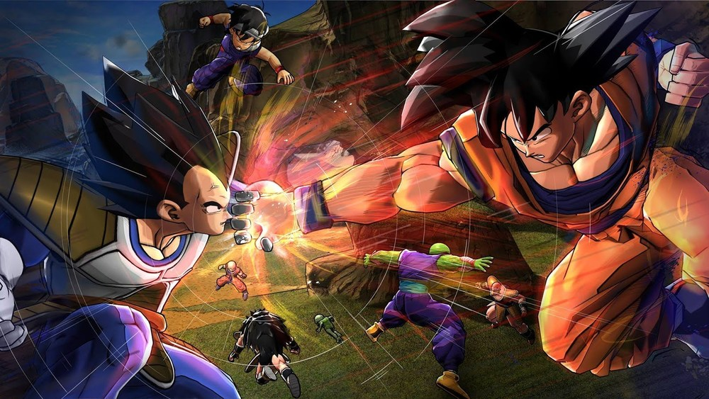 Dragon Ball Z — Reviews — DarkStation