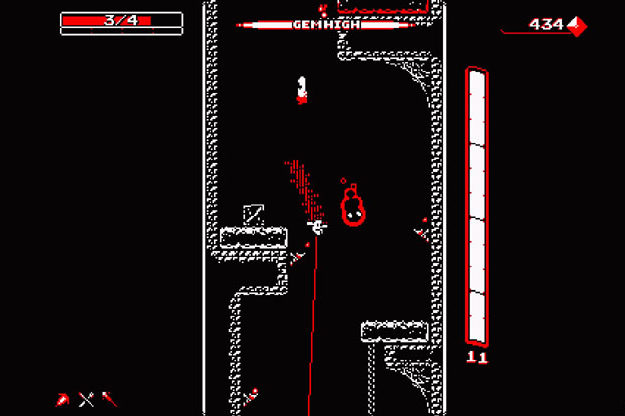 Downwell PS4 Review