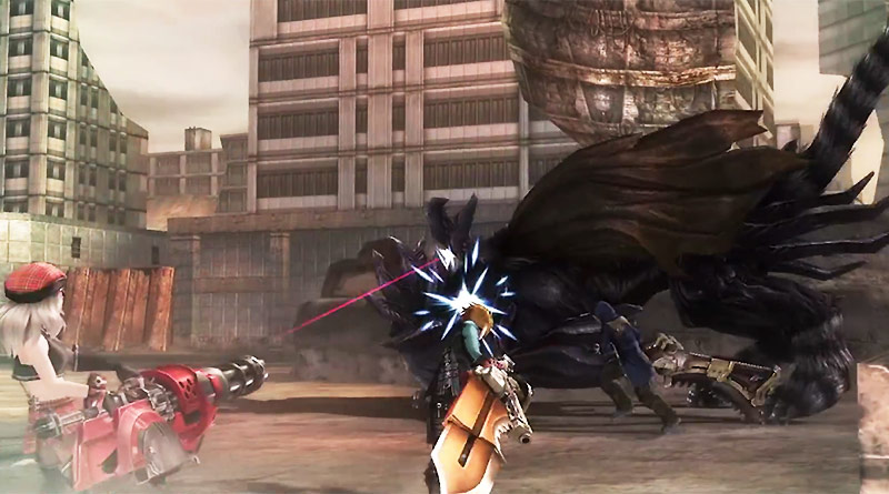 God Eater Resurrection PlayStation 4 Review