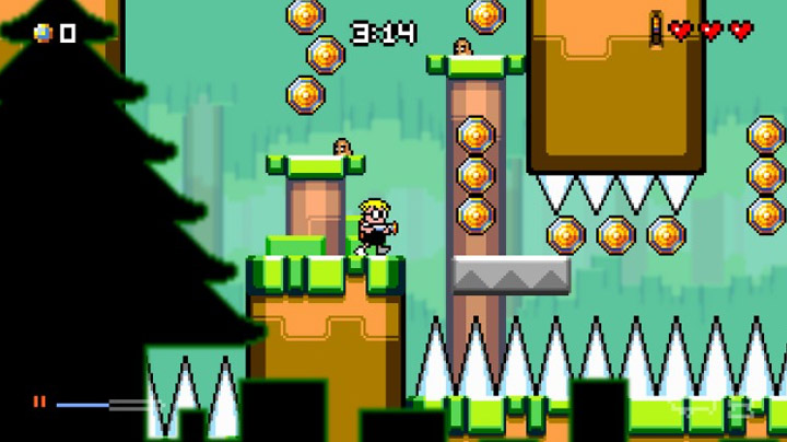 Mutant Mudds Super Challenge PS4 Review