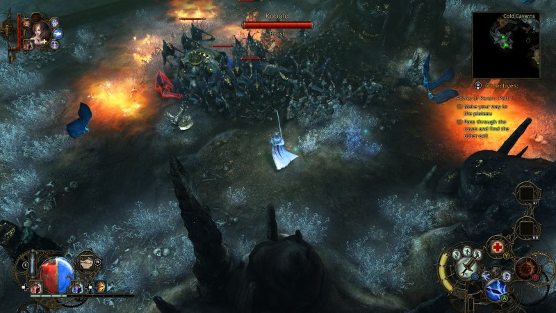 The Incredible Adventures of Van Helsing II Xbox One review