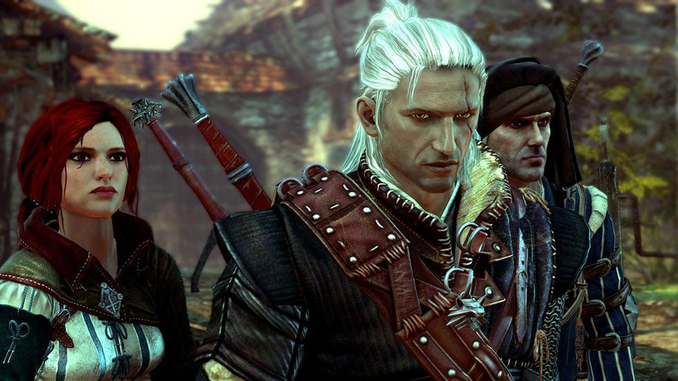 The Witcher 2 Assassins Of Kings Enhanced Edition Darkstation